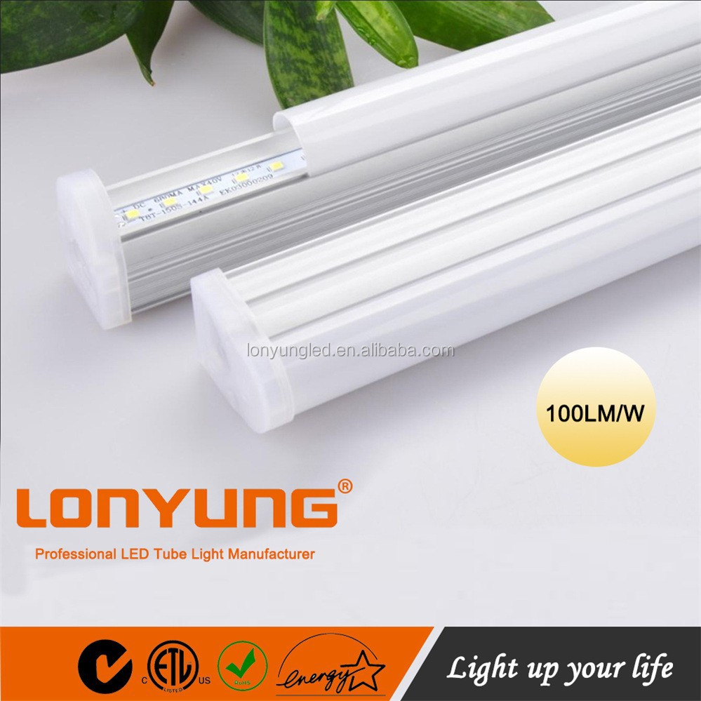 UL SAA Energy Star led tube light fitting t5 fixture single tube
