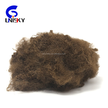 100% solid recycled polyester staple fiber with low price