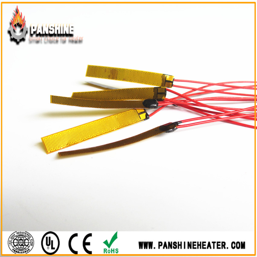 PANSHINE flexible polyimide film heater 3d printer ceramic heating element for 3d printer machine