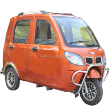 Passenger enclosed cabin 250cc 3 wheel petrol motorcycle