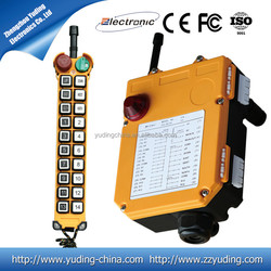 F21-20s Tower Crane Remote Control Industrial Wireless Radio Remote Controller Two size Receivers