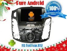 car receiver for Ford Focus 2012 ,Android 4.4 ,RDS CAPACTIVE HD 1080P 8G ROM WIFI,3G,INTERNET