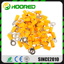 Insulated Ring Terminals,Ring battery Terminal, ring cable lug