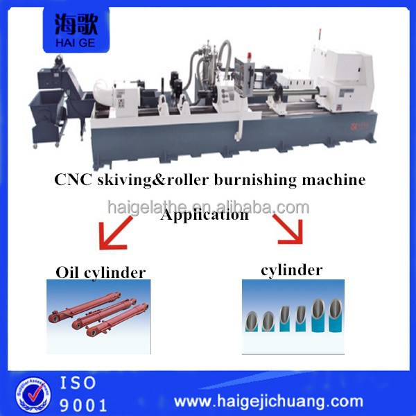 CNC hydraulic cylinders honing machine ISO9001