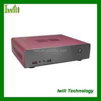 Iwill HT60 fashion gaming aluminum computer case for htpc