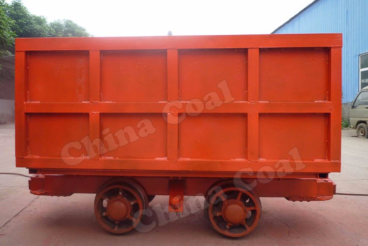 China Coal KC Series Underground Side Dump Mining Cart for Sale