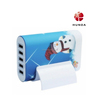 Global Supplier 40W 5V 2A usb ports Wall Travel Charger Gift Series