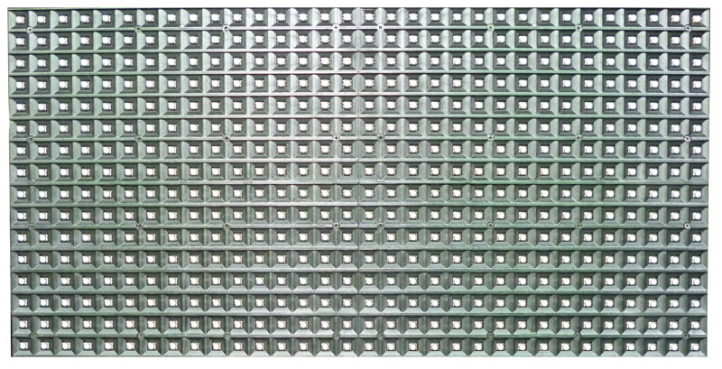 Popular Outdoor P10 SMD Full Color LED Display Module 320*160MM , 1/4 Scan P10 Outdoor SMD LED Module