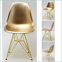Cheap modern design plastic chair