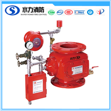 Fire Fighting Equipment Deluge Alarm Value Lever Type ZSFG