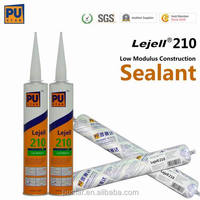 Low Modulus Construction PU Sealant for Drains, sewages pipes (Lejell210)