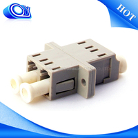 Cheap and high quality sc adapter of alibaba sign in , fiber Optic Adapter , fiber optic connector