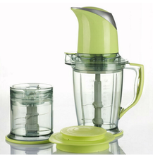 manufacturer multi function double blade food processor