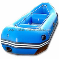 Amazing Water Slide Raft Factory Price Inflatable Water Raft Boat