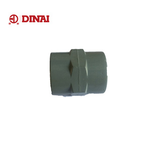 DIN Plastic PVC Pipe Fitting Male Female Threaded Union Coupling Connector