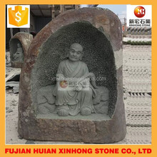 hand carved life size female buddha statues for temple
