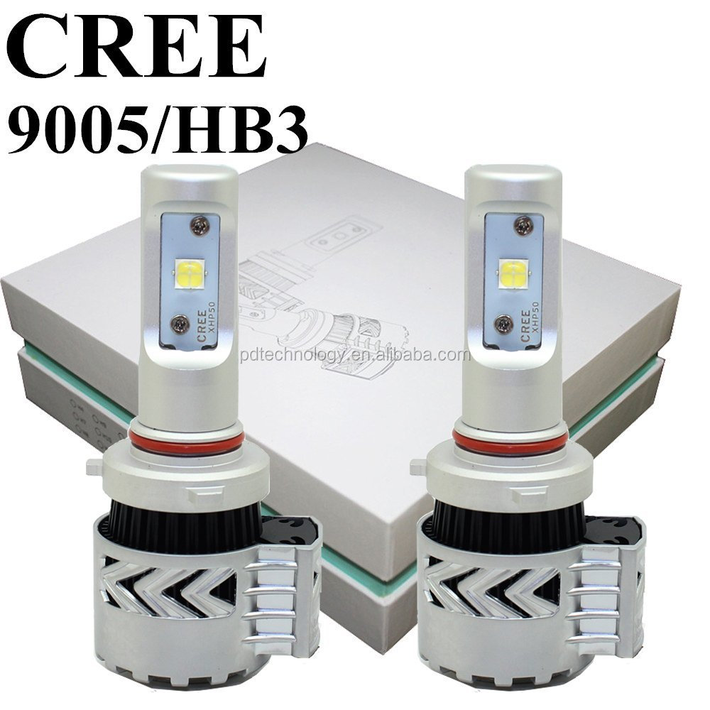 Auto accessories G8 50w led car headlights 12v xhp50 autozone led headlight bulbs 9005 9006 HB3 HB4