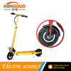 2 wheel lithium battery best electric bike motor scooter with 7 inch wheel