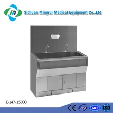Classical models hospital Pedal type Hand Washing sink