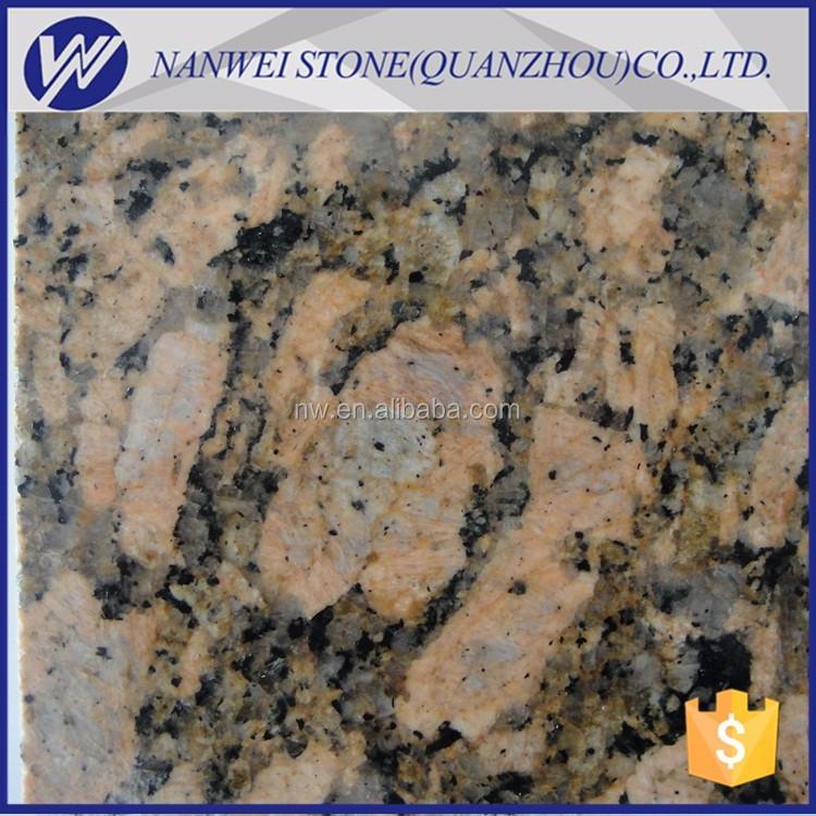 Giallo fiorito de cocina de granito encimera de piedra banderas losas granito identificaci n del - Baneras de piedra ...