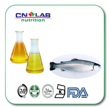 GMP Certified Omega 3 Salmon Fish Oil