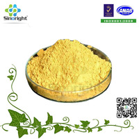Supply 98%min yellow powder folic acid vitamin b9 with vitamins CAS NO 59-30-3