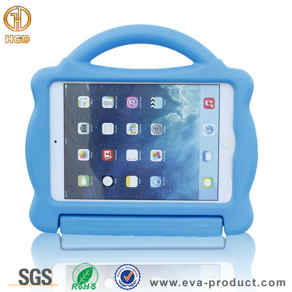 2015 New style top sell trade assurance accepted wrist strap case for iPad mini