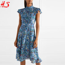 dong guan wholesale oem fashion casual latest dress designs pictures comfortable lace dress fabric flower girl dress