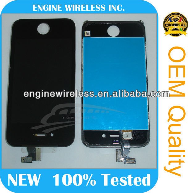 OEM for iphone 4 screens with lcd display Verizon/Sprint