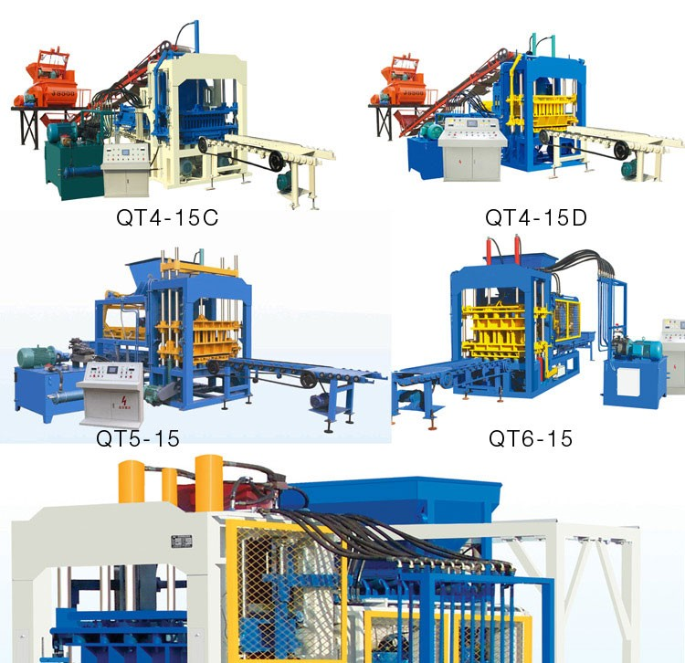 Gypsum Block Making Machine Iso Certificated Best Quality