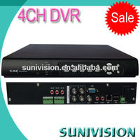 CE FCC Rohs!!! digital video recorder dvr network h264