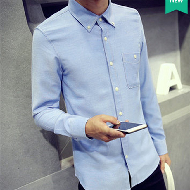 High quality trendy fit luxury design 100%Cotton Formal shirt manufacturer in China