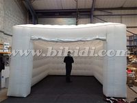 Cheap Inflatable Cube Tent Led, lighting inflatable photo booth with led C3002