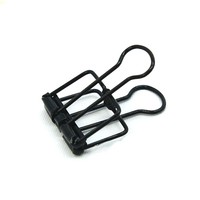 19mm metal foldback binder clips ,stationery and office supplies binder clips