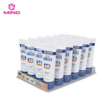 OEM Sunscreen Cream Sunscreen Lotion With High Quality