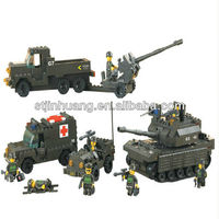 2013 eudcation Military series Ligo block toy,block puzzel