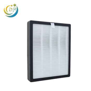 Fashion cheap price durable home air purifier hepa filter
