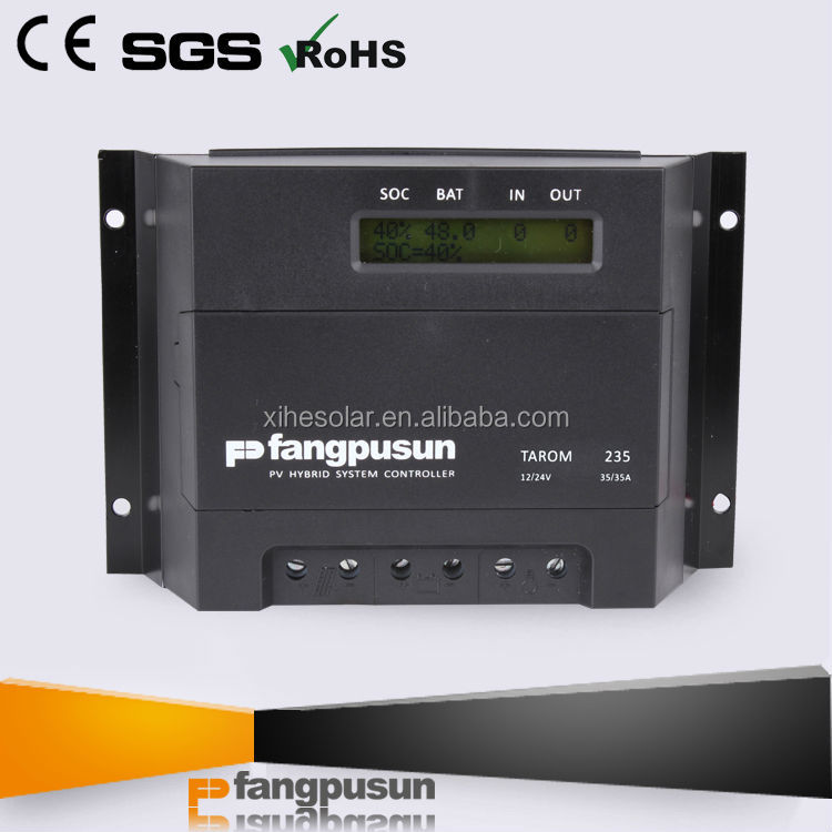 ce rohs pv systems lcd display tarom 235 35a solar inverter with charge controller buy solar. Black Bedroom Furniture Sets. Home Design Ideas