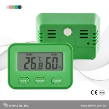 Desktop Indoor LCD Digital Thermometer Hygrometer With Magnet