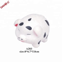 New Novelty Soft Toy Type Pig PU Foam Stress Toy, Animal PU Toy
