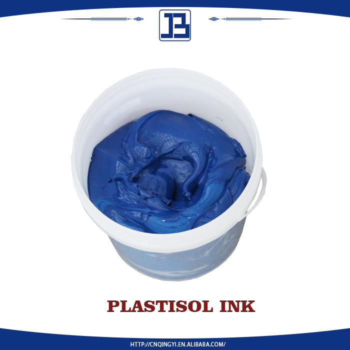 hot sale plastisol ink for screen printing for textile