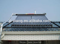 Split Solar Water Heater ,Pressurized Bearing Solar panel collector,vacuum tubes heat pipe 24mm roof mounted