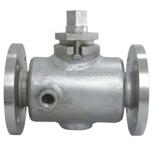 Fully Welded Ball Valves with Locking Device as Per API 6D Pipeline Valves