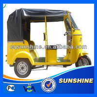 Nice Looking Fashion new design van cargo tricycle