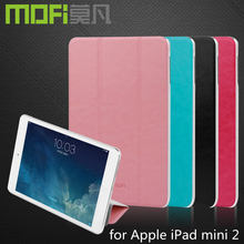 MOFi Waterproof PU Leather Tablet PC Case Cover for Apple iPad mini 2, TPU Back cover for iPad mini 2 pc