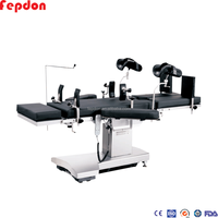High quality with Lower price hydraulic and electric operating table with CE Mark