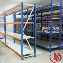 shelf system storage <strong>rack</strong> for store room used commercial shelving
