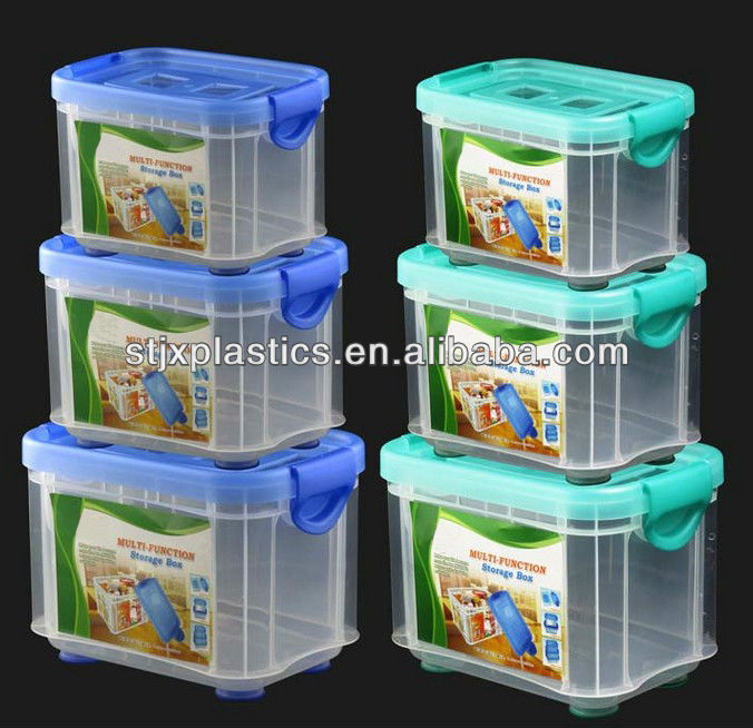 3.8L/9.2L/18.4L Wholesale large walmart plastic storage containers