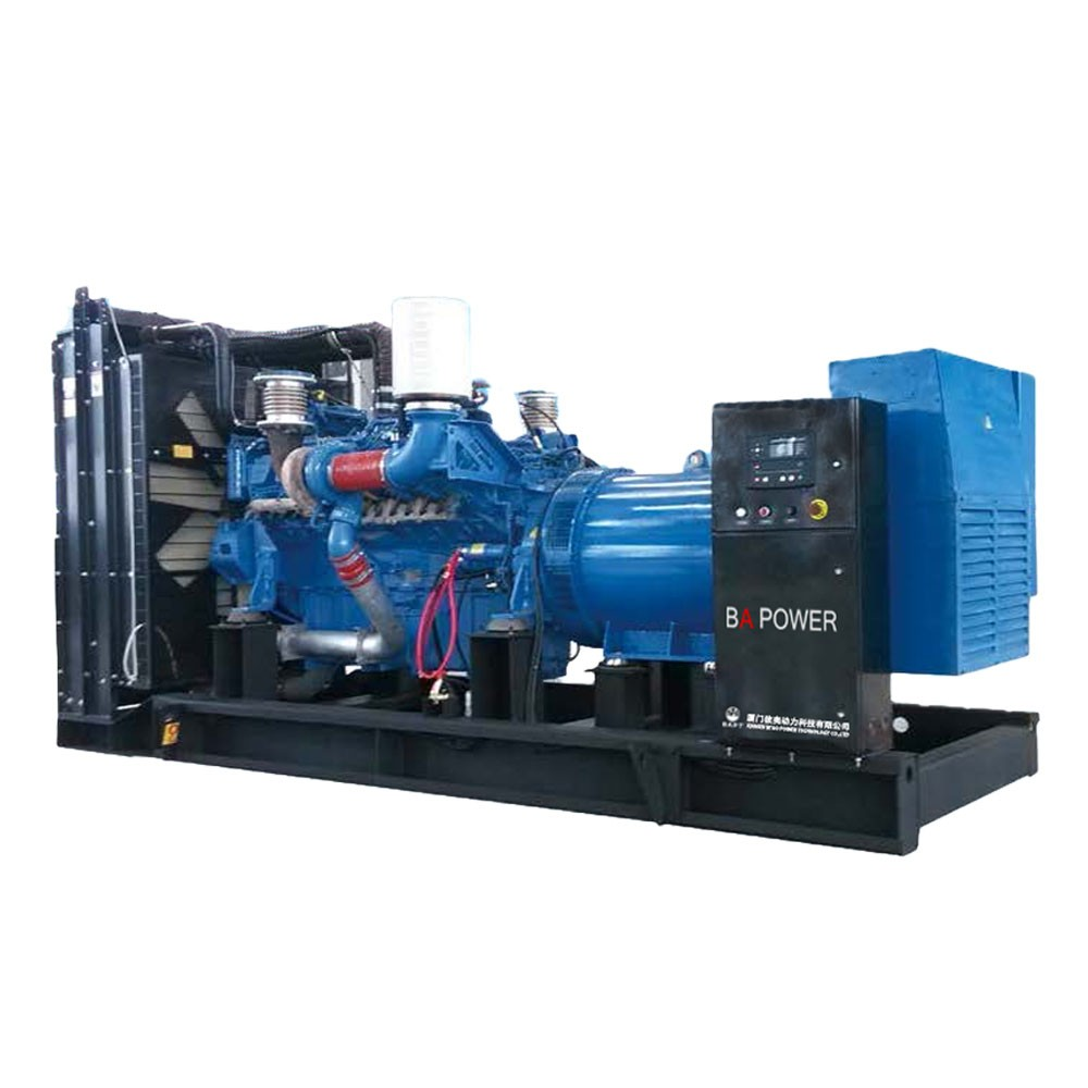 Brushless electric start Shangchai 220KW diesel generator set price