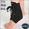 FDA Certified lightweight laced ankle stabilizing orthosis ankle brace